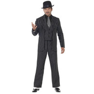 1920's Vintage Gangster Boss Costume | Smiffy's