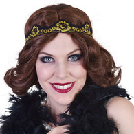 1920's Clementine Flapper Wig | Dr Tom's