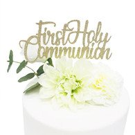 First Holy Communion Cake Topper | Something for Cake