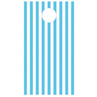 Striped Blue Paper Treat Bags | Artwrap