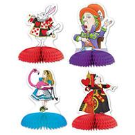 Alice in Wonderland Mini Centerpieces | Beistle