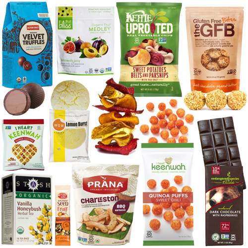 Certified Gluten-Free Gift Basket Canada USA Delivery