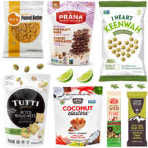 Certified gluten free gift baskets canada healthy gourmet gifts snacks on the run gluten free gift basket negle Choice Image