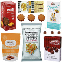 Snacks of the Run Gourmet Gift Basket