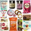 Sweet and Savoury Organic Deluxe Gift Basket