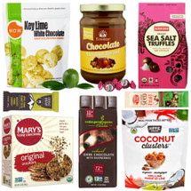Certified gluten free gift baskets canada healthy gourmet gifts sweet and savoury certified gluten free gift basket for celiacs negle Choice Image