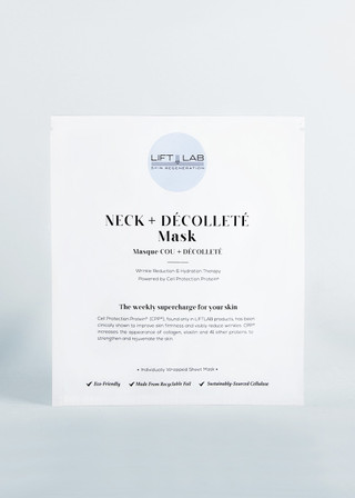 NECK + DÉCOLLETÉ Mask