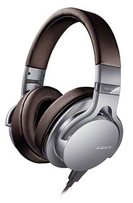 Sony - MDR1ADAC Headphones with DAC