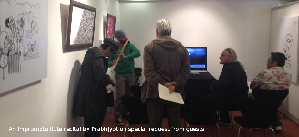 artist-prabhjyot-majithia-plays-flute-at-aotea-gallery-auckland.jpg