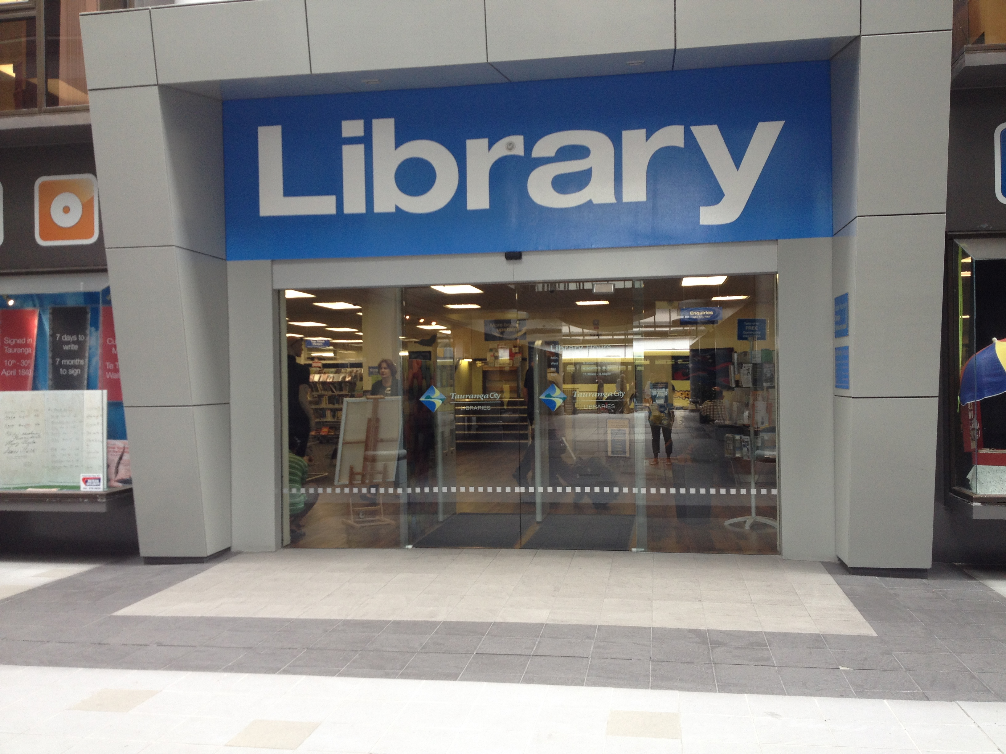 The Tricky Box 3 at Tauranga City Library