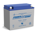Power-Sonic PS-6200 Battery - 6 Volt 20.0 Amp. Hr. Sealed Rechargeable