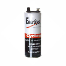 0820-0004 2 Volt 25.0 AH BC Cell Battery - Enersys Cyclon Hawker Energy