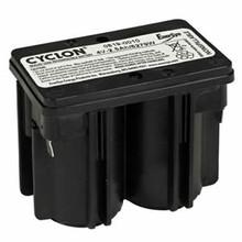 0819-0010 4 Volt 2.5 AH Monobloc Battery-Enersys Cyclon Hawker Energy