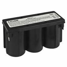 0809-0012 6 Volt 5.0 AH Monobloc Battery-Enersys Cyclon Hawker