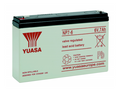 Genesis Yuasa NP7-6 Battery - 6V 7.0Ah Sealed Rechargeable, Replacement Batteries for GP670, GP670F1, NP7-6FR, PS-670, PS670