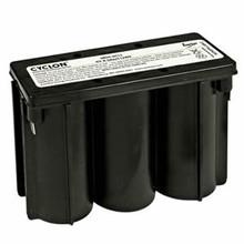 0859-0012 6 Volt 8.0 AH Monobloc Battery-Enersys Cyclon Hawker