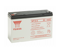 Genesis Yuasa NP10-6 Battery - 6V 10.0Ah Sealed Rechargeable, Replacement Batteries for 6140-01-272-4048, GP690, GP690F1, LC-RB0610P, LCR6V10BP, LCR6V10P, NP8-6, PE-6V10, PE-6V10F1, PE6V10, PE6V10F1, PS-6100, PS-6100F1, PS6100, PS6100F1