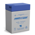 Power-Sonic PS-6120 FP Battery-6 Volt 13.0 Amp. Hr Sealed Rechargeable