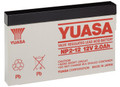 Genesis Yuasa NP2-12 Battery - 12V 2.0Ah Sealed Rechargeable