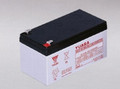 Genesis Yuasa NP2.6-12FR Battery - 12V 2.6Ah Sealed Rechargeable