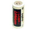 FDK Sanyo CR23500SE Battery - 3V Laser Lithium C Cell