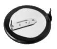 Renata CR2016FH Battery - 3V Lithium Coin Cell 2 Pins