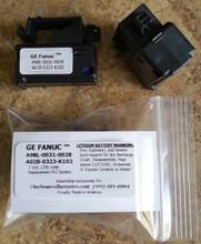 GE Fanuc A98L-0031-0028/A02B-0323-K102 3Volt PLC Lithium Battery