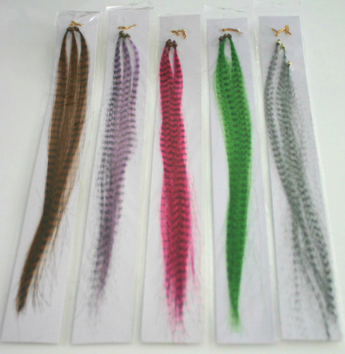 Packet of three, 5 different colour.