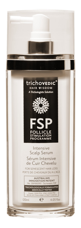 Intensive Scalp Serum to be used twice daily 120 ml