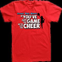 T-Shirts Silkscreened