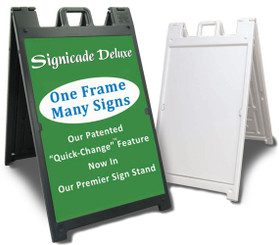 Plasticade Signicade Slide-In