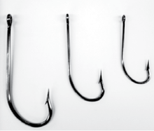 MUSTAD #3406 GATOR HOOKS; CHOOSE SIZE FOR PRICE