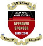 Movieart.com is a 12-year sponsor of learnaboutmovieposters.com