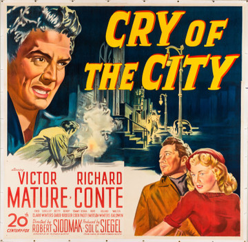 CRY OF THE CITY (1948) 21679