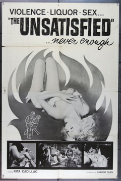 JUVENTUD A LA INTEMPERIE (1961) 12046 Cambist Films U.S. One Sheet poster.   Folded   27x41  Very Good Condition.