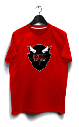 DSD LOGO TEE (RED)