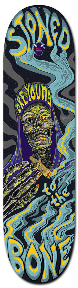 Dre Young Signature Deck- Stoned To The Bone