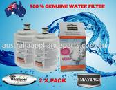 2 x Pack Genuine UKF7003AXX Maytag Jenn Air Amana Fridge Water Filter UKF7003AXX