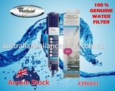 4396841 Genuine Whirlpool Fridge Water Filter