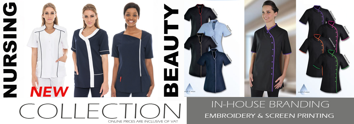 South africas suppliers of corporate uniforms i for Spa uniform suppliers south africa