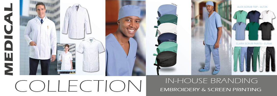 Clothing gift branding contact us request a quote terms for Spa uniform suppliers cape town