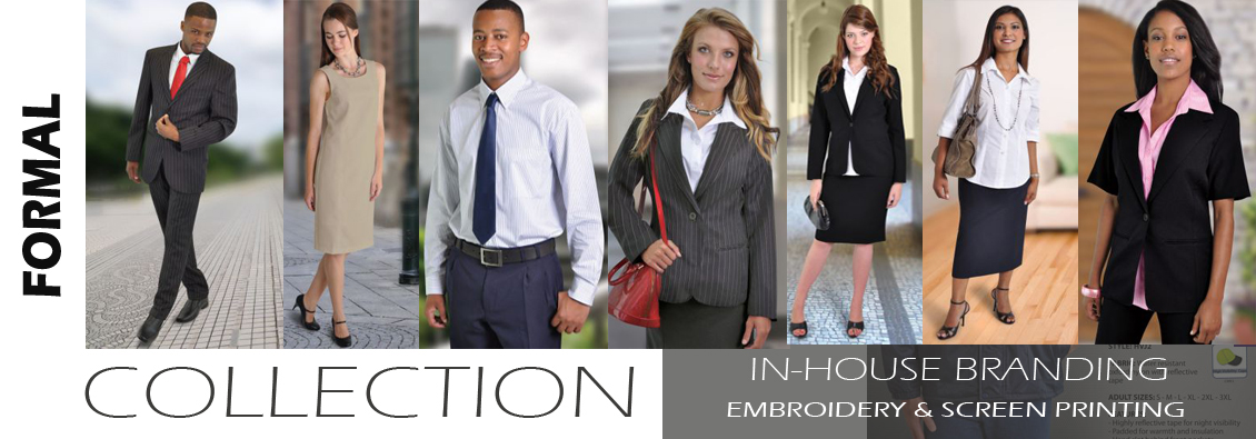 Corporate clothing i promotional corporate gift branding for Spa uniform suppliers cape town