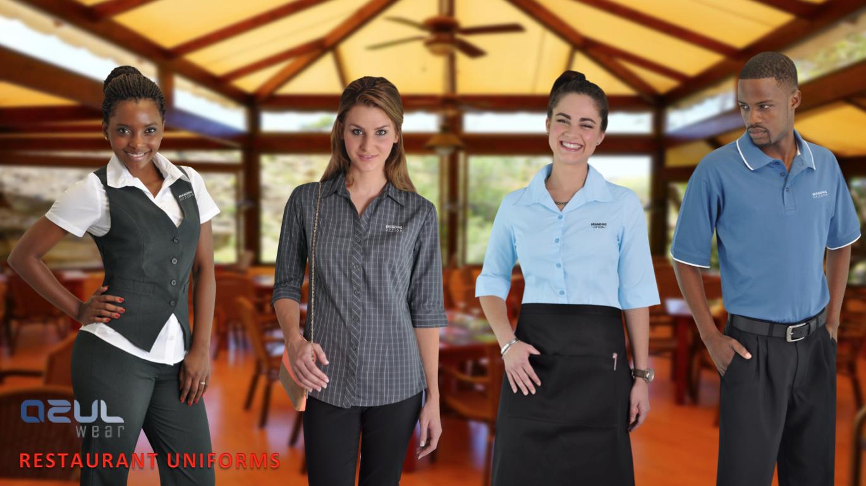 Restaurant uniform suppliers corporate clothing for Spa uniform suppliers cape town