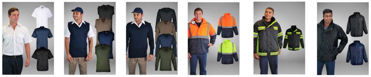 Security Uniforms Cape Town I Combat Trousers I Security