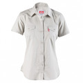 Ladies Work Shirts - Short Sleeve