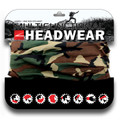 Camo Multifunctional Headwear