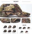Camo Hunter Cap