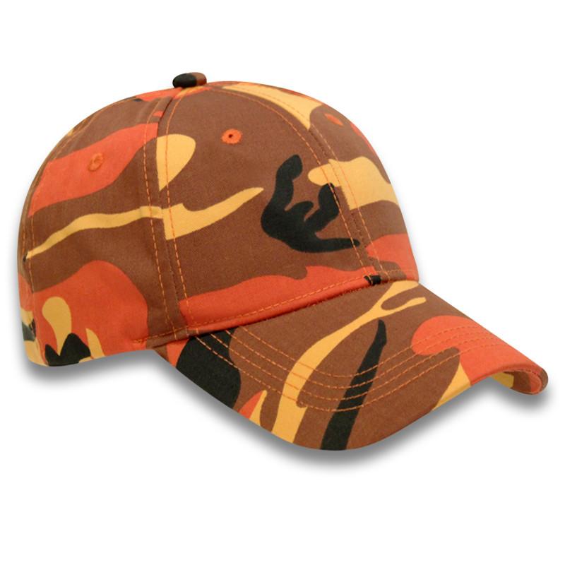 Basic Camo Cap. Camo Orange. Loading zoom ad9138468bd