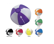 Two Tone Inflatable Beach Ball