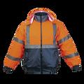 Safety Orange/Navy